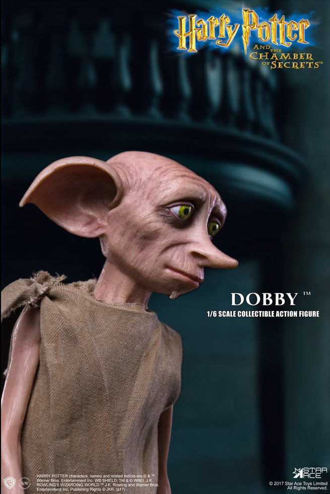 Star Ace Toys - SA0043 - Harry Potter and the Chamber of Secrets - Dobby - Marvelous Toys - 10