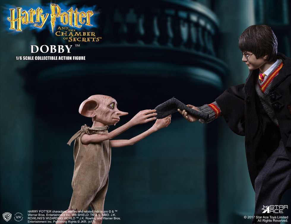 Star Ace Toys - SA0043 - Harry Potter and the Chamber of Secrets - Dobby - Marvelous Toys - 8