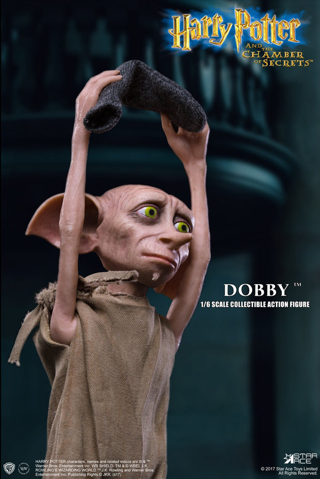 Star Ace Toys - SA0043 - Harry Potter and the Chamber of Secrets - Dobby - Marvelous Toys - 5