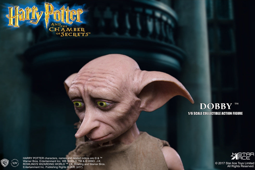 Star Ace Toys - SA0043 - Harry Potter and the Chamber of Secrets - Dobby - Marvelous Toys - 11