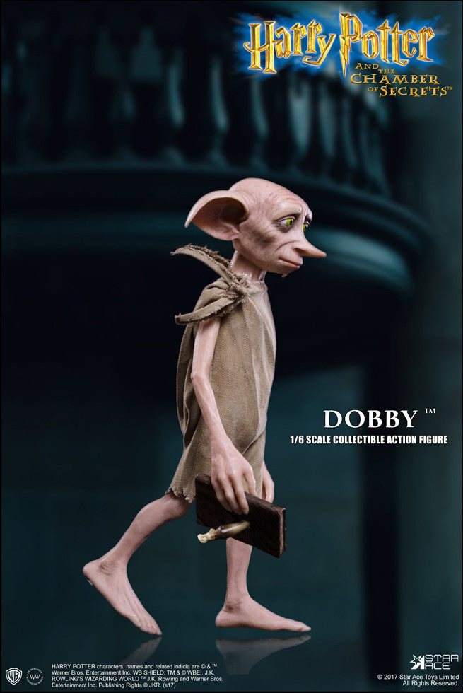 Star Ace Toys - SA0043 - Harry Potter and the Chamber of Secrets - Dobby - Marvelous Toys - 3