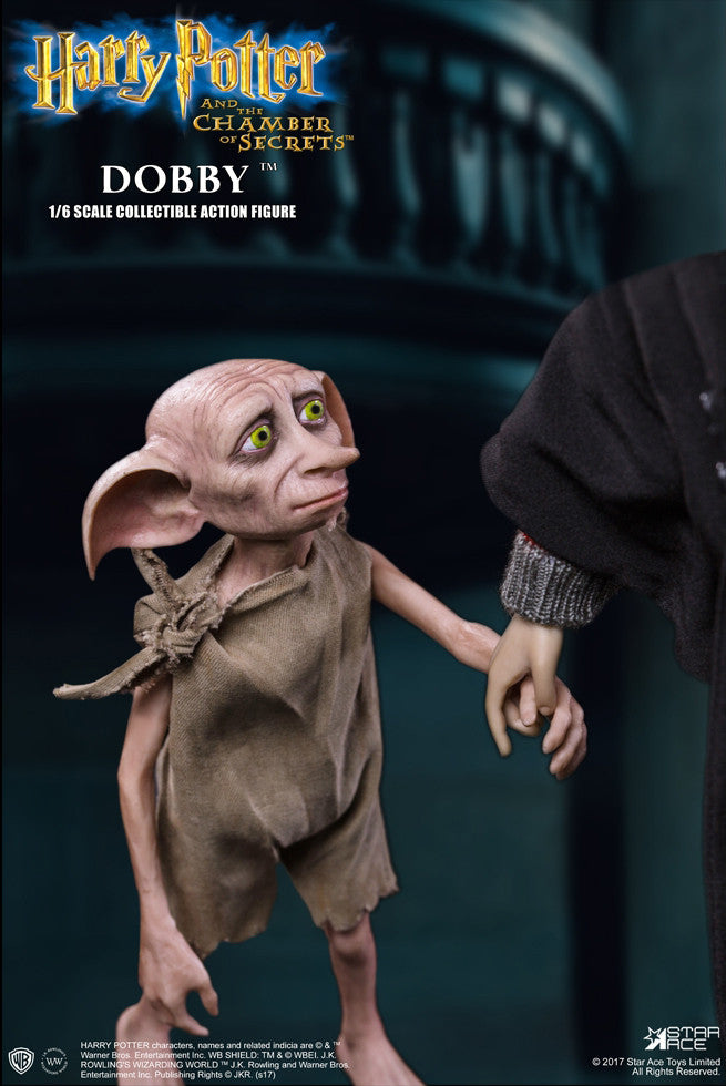 Star Ace Toys - SA0043 - Harry Potter and the Chamber of Secrets - Dobby - Marvelous Toys - 7