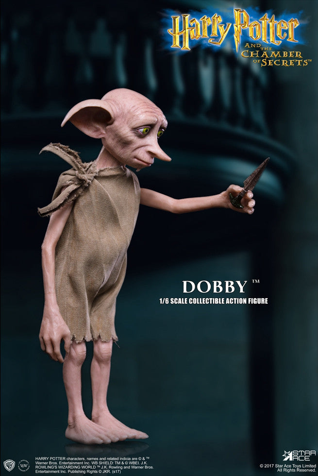 Star Ace Toys - SA0043 - Harry Potter and the Chamber of Secrets - Dobby - Marvelous Toys - 1