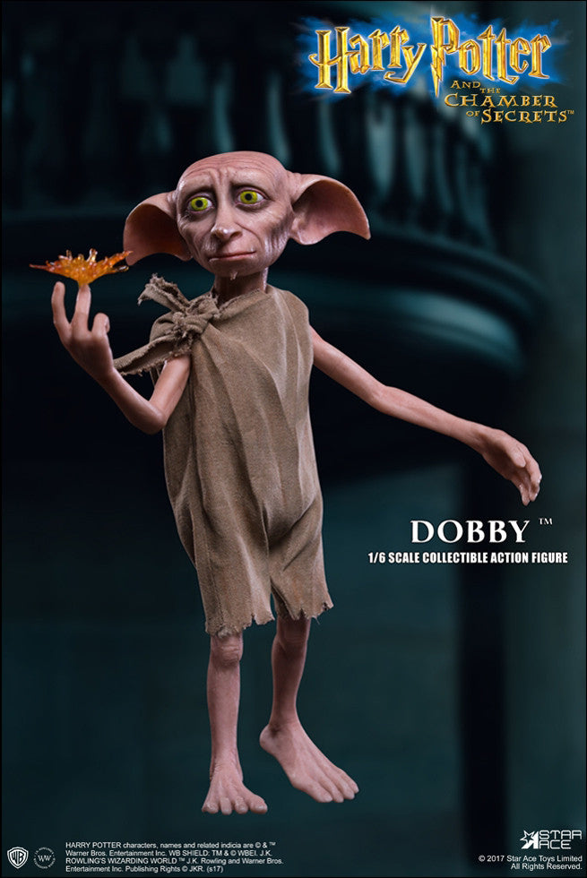 Star Ace Toys - SA0043 - Harry Potter and the Chamber of Secrets - Dobby - Marvelous Toys - 4