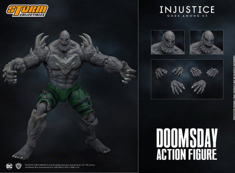 Storm Collectibles - Injustice: Gods Among Us - Doomsday (1/12 Scale)