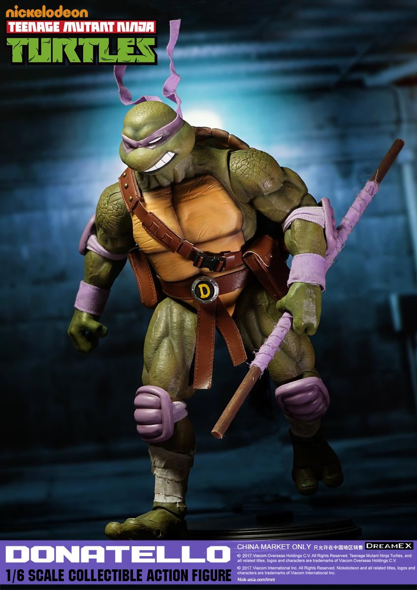 Dream EX - Teenage Mutant Ninja Turtles - Donatello (1/6 Scale)