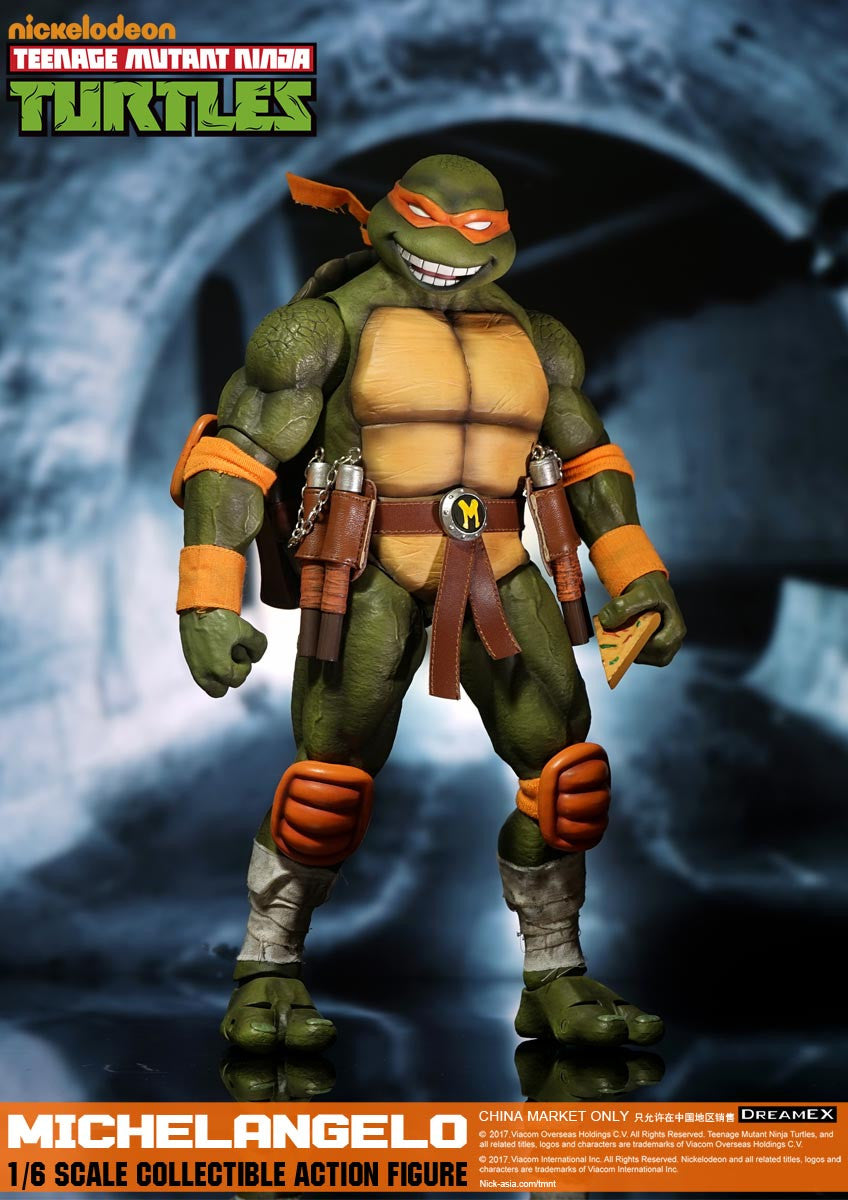 Dream ex teenage mutant ninja turtles michelangelo 1 - Michaelangelo tortue ninja ...