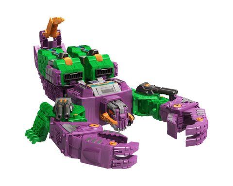 Hasbro - Transformers Generations - War for Cybertron: Earthrise - Titan - Scorponok