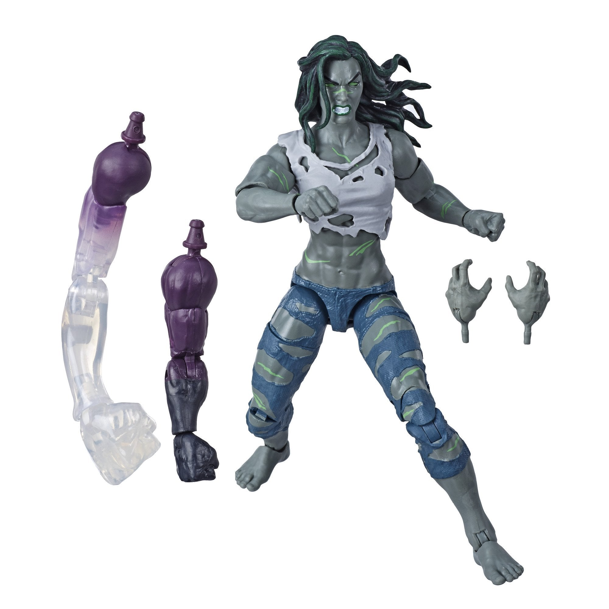 Hasbro - Marvel Legends - Fantastic Four (BAF Super Skrull) (Set of 6)