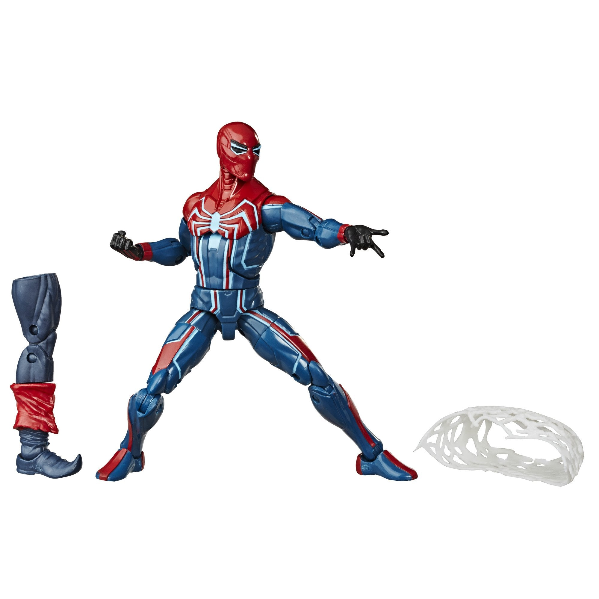 Hasbro - Marvel Legends - Marvel Gamerverse - Spider-Man (2018) - Velocity Suit