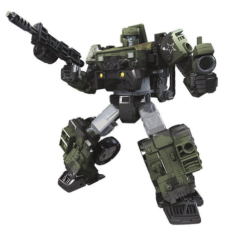 Hasbro - Transformers Generations - War for Cybertron: Trilogy - Deluxe - Autobot Hound
