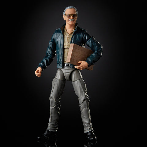 Hasbro - Marvel Legends - Stan Lee (Avengers Chess Player Cameo)