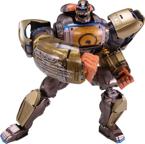 TakaraTomy - Transformers Encore - Beast Machines - Optimus Primal (Beast Wars Convoy)