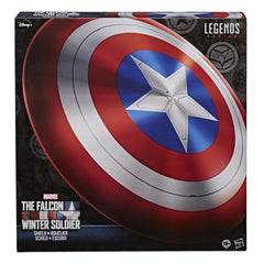 Hasbro - Marvel Legends - Falcon and the Winter Soldier - Life-Size Captain America Shield