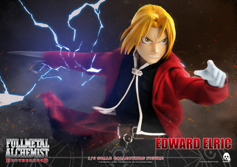 ThreeZero - Fullmetal Alchemist: Brotherhood - Edward Elric (1/6 Scale)
