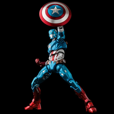 Sentinel - Fighting Armor - Marvel - Captain America (Japan Ver.)