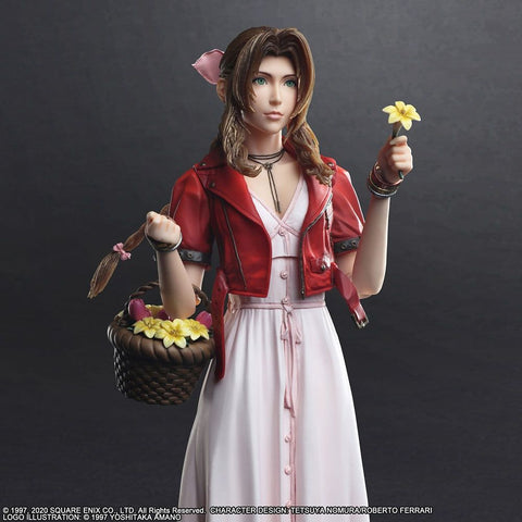 Square Enix - Play Arts Kai - Final Fantasy VII Remake - Aerith Gainsborough