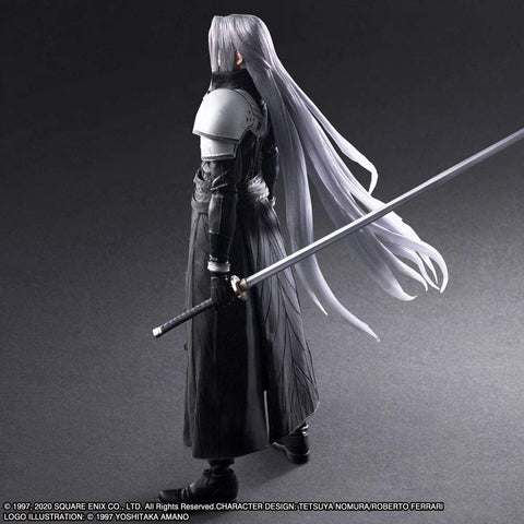 Square Enix - Play Arts Kai - Final Fantasy VII Remake - Sephiroth