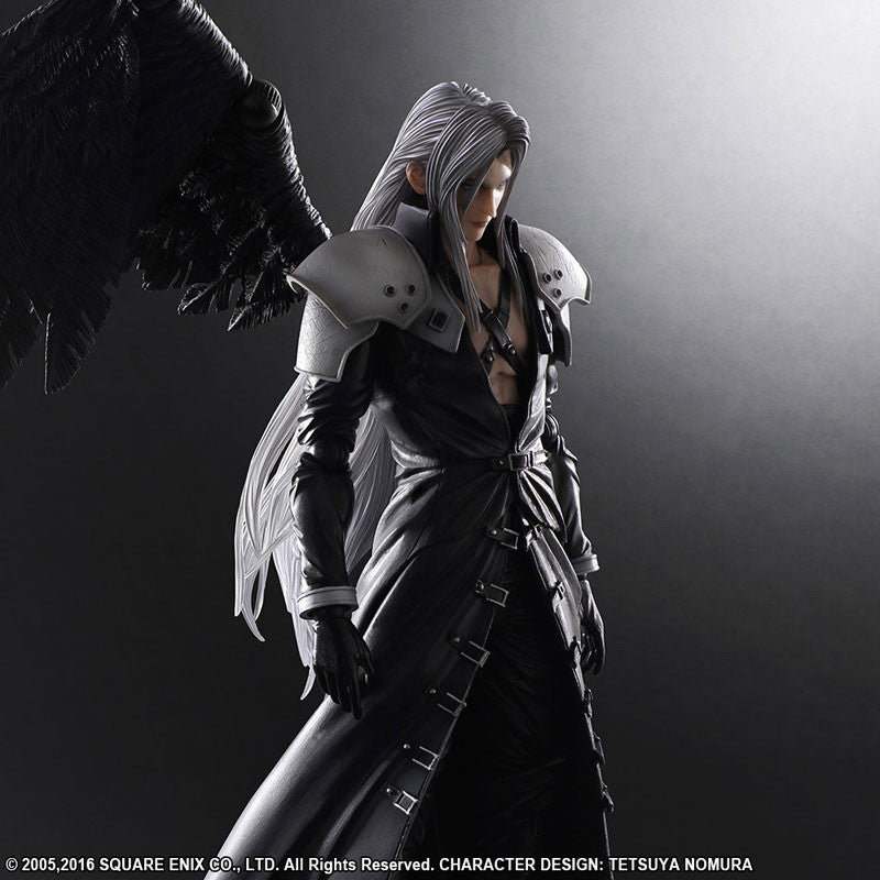 Play Arts Kai - Final Fantasy VII: Advent Children - Sephiroth (Reissue)