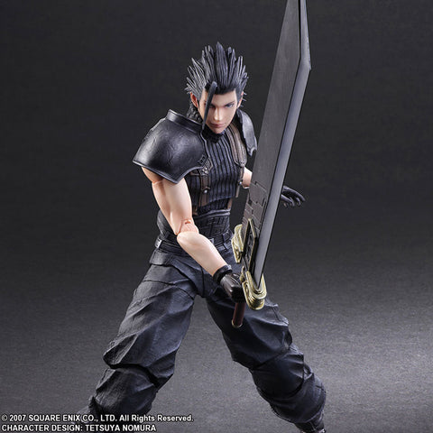Play Arts Kai - Crisis Core: Final Fantasy VII - Zack Fair