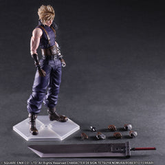 Play Arts Kai - Final Fantasy VII Remake - Cloud Strife (Limited Color Ver.)