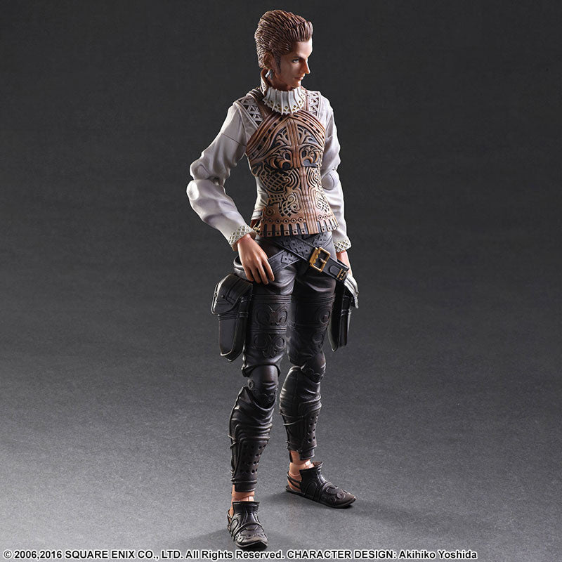Play Arts Kai - Final Fantasy XII - Balthier - Marvelous Toys - 1