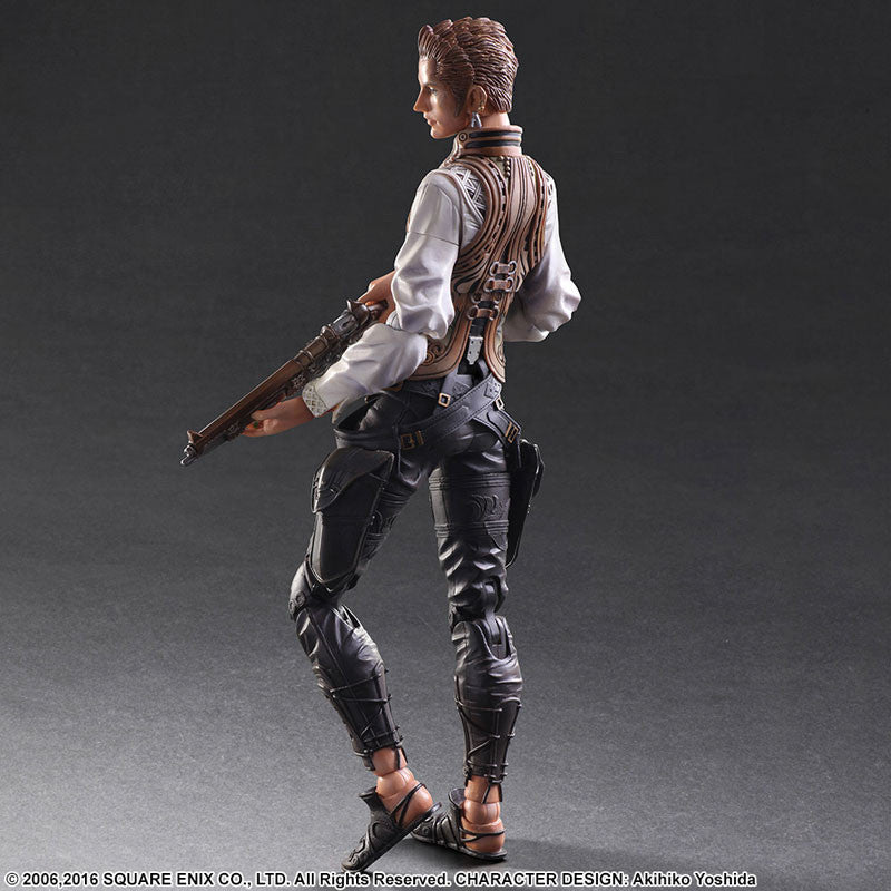Play Arts Kai - Final Fantasy XII - Balthier - Marvelous Toys - 2