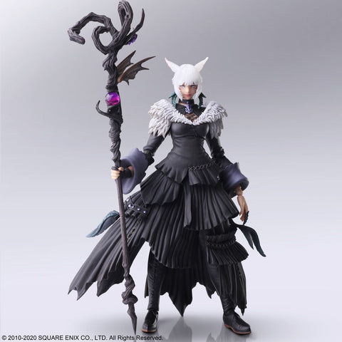 Square Enix - Bring Arts - Final Fantasy XIV - Y'shtola
