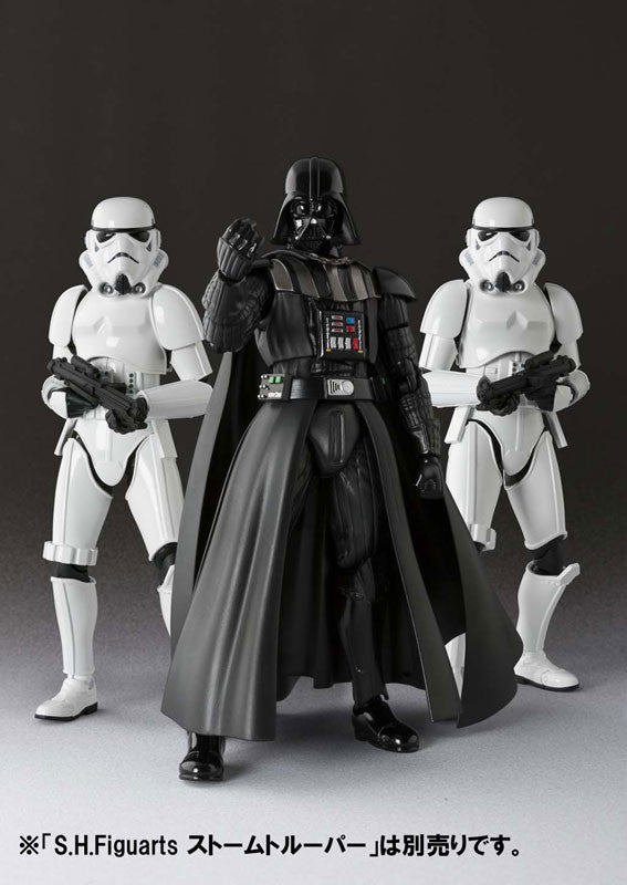 S.H.Figuarts - Star Wars - Darth Vader - Marvelous Toys - 5