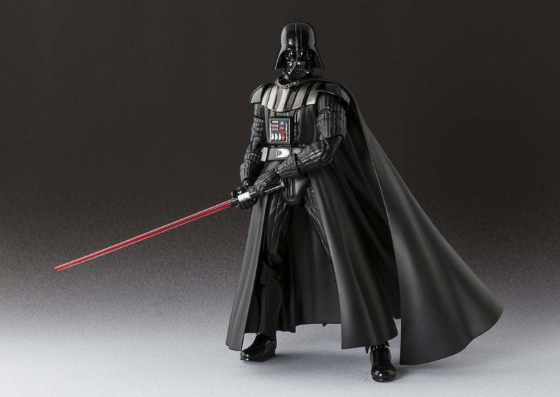 S.H.Figuarts - Star Wars - Darth Vader - Marvelous Toys - 4