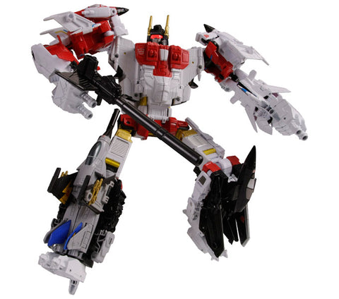 TakaraTomy - Transformers Unite Warriors - UW-01 - Superion (Reissue)
