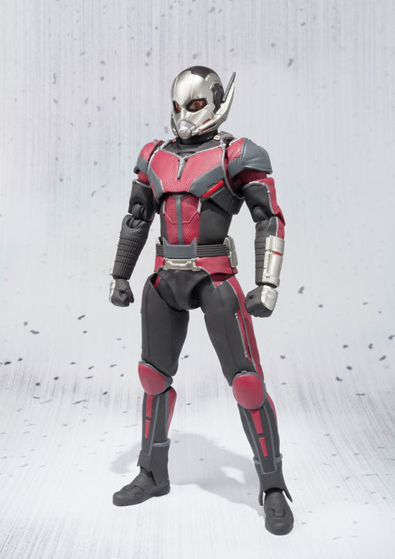 (IN STOCK) S.H.Figuarts - Ant-Man - Captain America: Civil War - Marvelous Toys - 6