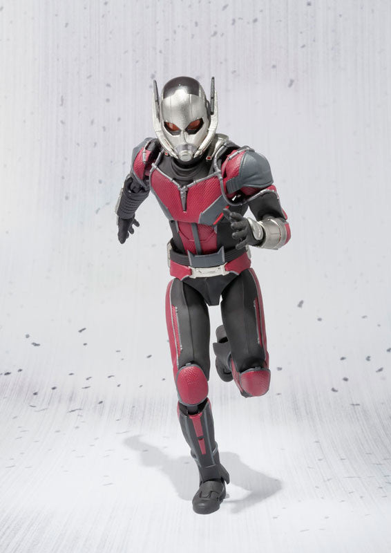 (IN STOCK) S.H.Figuarts - Ant-Man - Captain America: Civil War - Marvelous Toys - 4