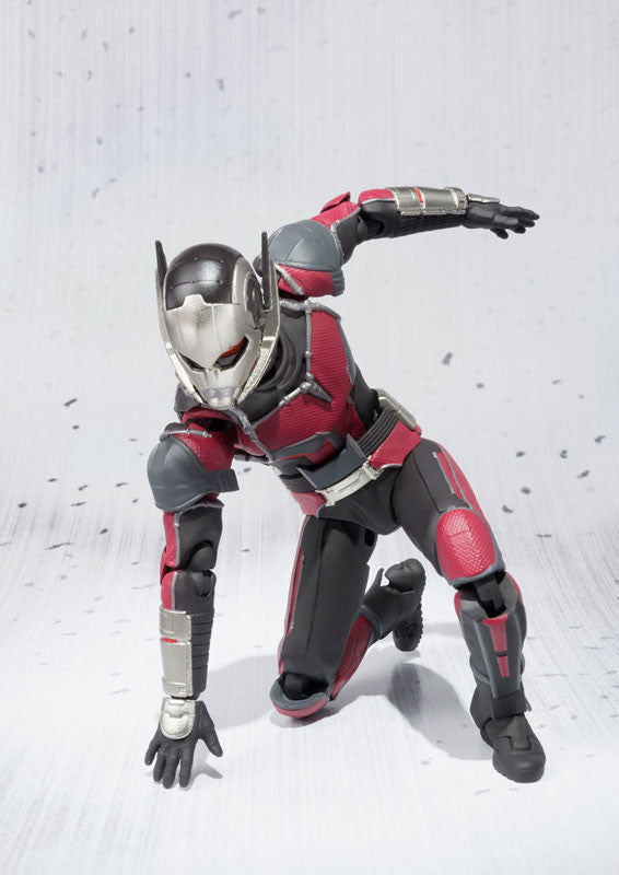 (IN STOCK) S.H.Figuarts - Ant-Man - Captain America: Civil War - Marvelous Toys - 3