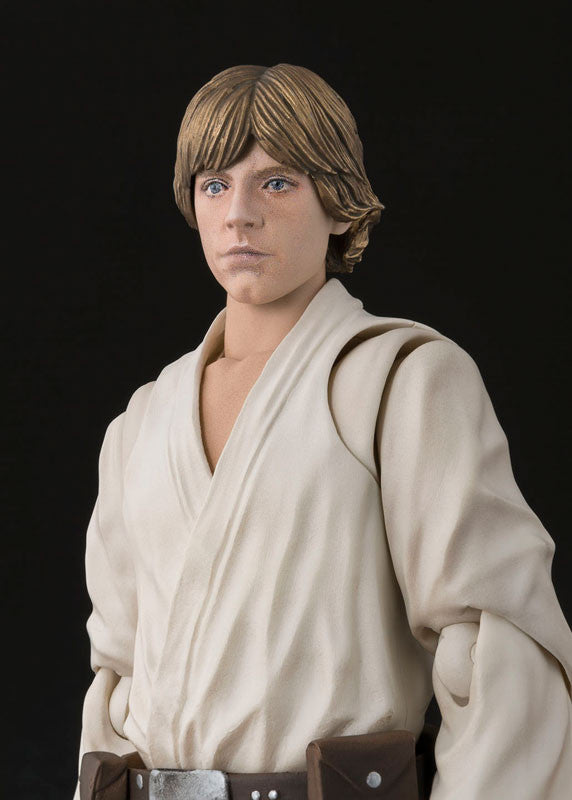 S.H.Figuarts - Luke Skywalker - Star Wars: A New Hope - Marvelous Toys - 3