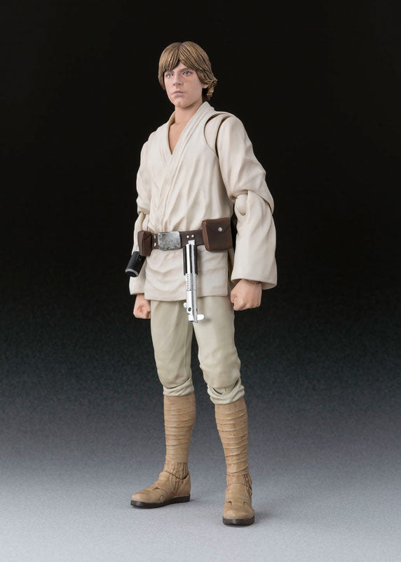 S.H.Figuarts - Luke Skywalker - Star Wars: A New Hope - Marvelous Toys - 4