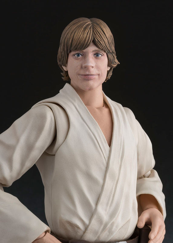 S.H.Figuarts - Luke Skywalker - Star Wars: A New Hope - Marvelous Toys - 9