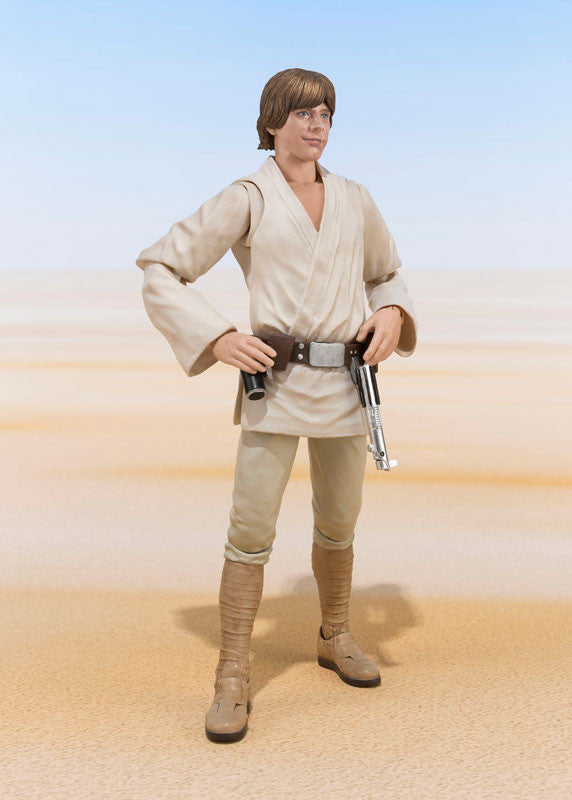 S.H.Figuarts - Luke Skywalker - Star Wars: A New Hope - Marvelous Toys - 8