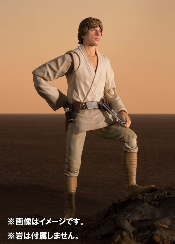 S.H.Figuarts - Luke Skywalker - Star Wars: A New Hope - Marvelous Toys - 1