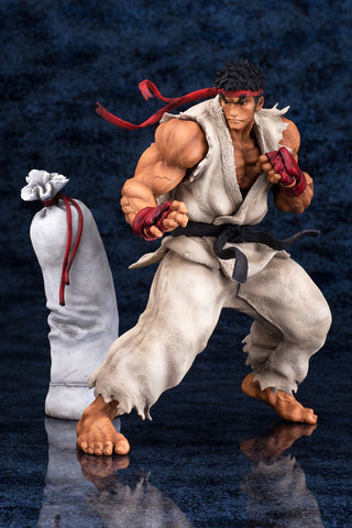 Embrace Japan - Street Fighters III 3rd Strike - Fighters Legendary Ryu (Milestone Limited Distribution) (1/8 Scale) - Marvelous Toys - 1