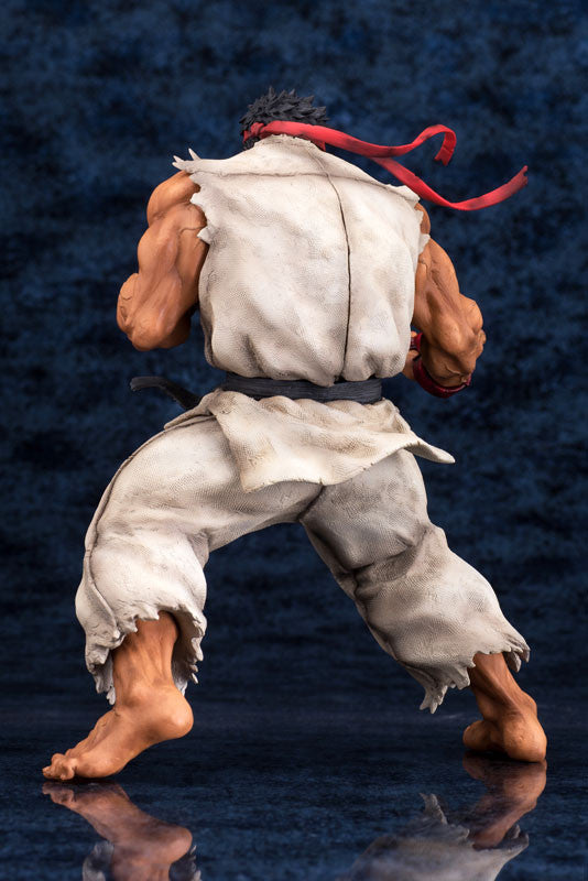 Embrace Japan - Street Fighters III 3rd Strike - Fighters Legendary Ryu (Milestone Limited Distribution) (1/8 Scale) - Marvelous Toys - 4