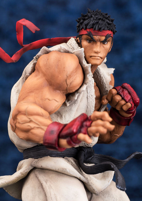 Embrace Japan - Street Fighters III 3rd Strike - Fighters Legendary Ryu (Milestone Limited Distribution) (1/8 Scale) - Marvelous Toys - 6