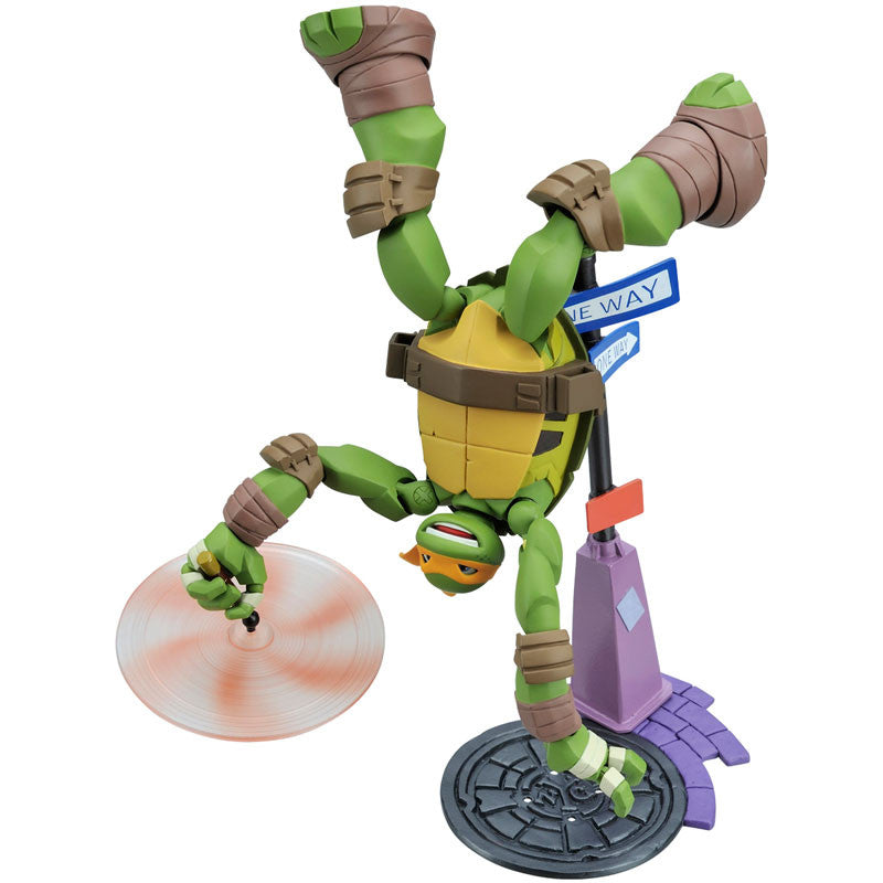 Kaiyodo - Revoltech - Teenage Mutant Ninja Turtles: Michelangelo - Marvelous Toys - 2