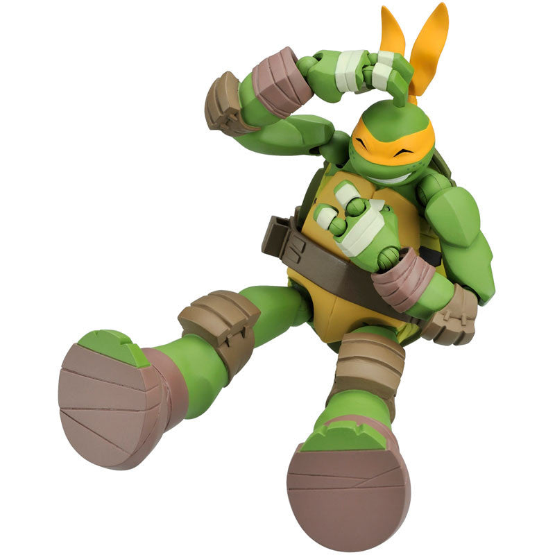 Kaiyodo - Revoltech - Teenage Mutant Ninja Turtles: Michelangelo - Marvelous Toys - 3