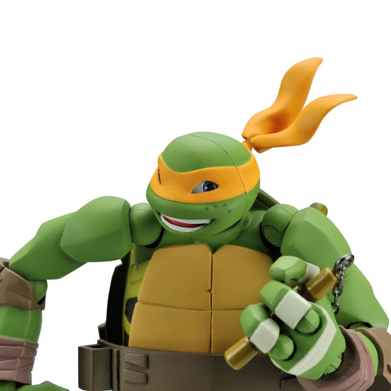 Kaiyodo - Revoltech - Teenage Mutant Ninja Turtles: Michelangelo - Marvelous Toys - 4