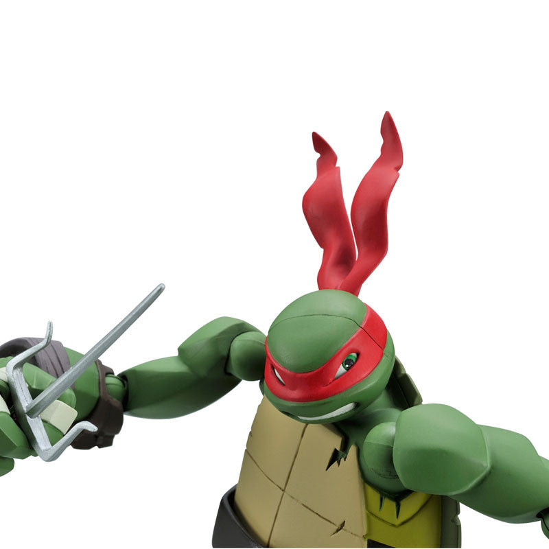 Kaiyodo - Revoltech - Teenage Mutant Ninja Turtles: Raphael - Marvelous Toys - 4