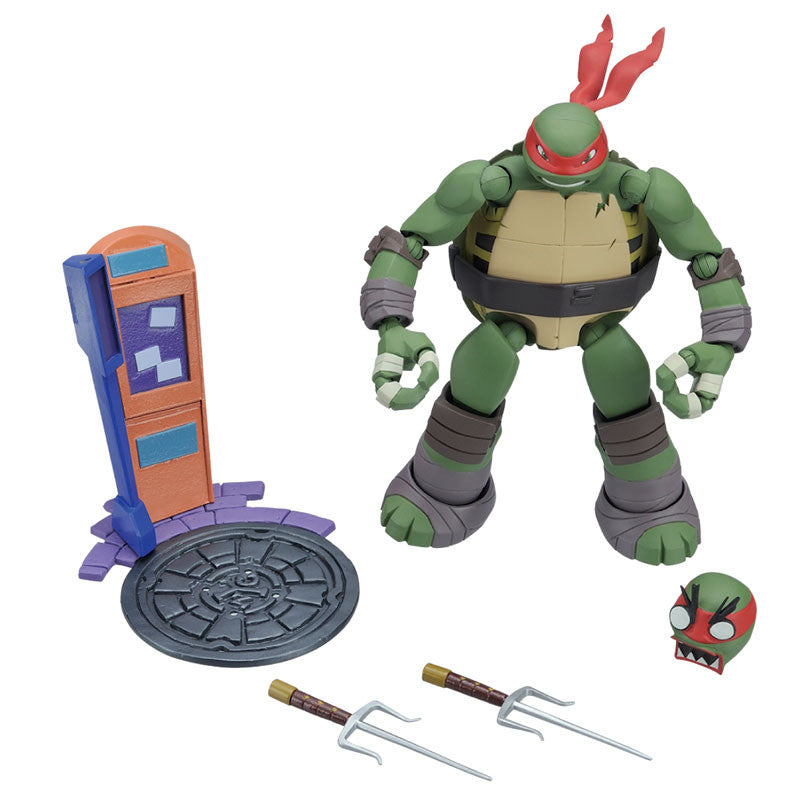 Kaiyodo - Revoltech - Teenage Mutant Ninja Turtles: Raphael - Marvelous Toys - 5