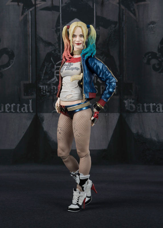 S.H.Figuarts - Suicide Squad - Harley Quinn - Marvelous Toys - 2