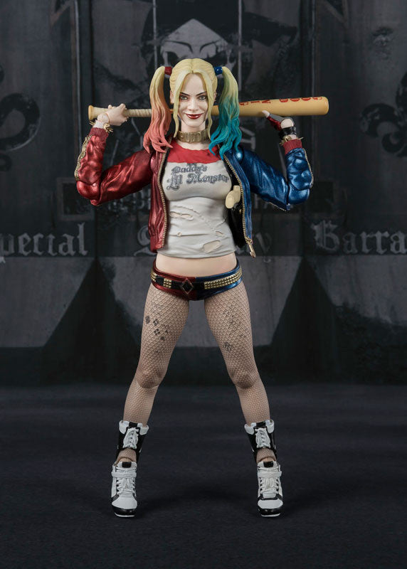 S.H.Figuarts - Suicide Squad - Harley Quinn - Marvelous Toys - 4