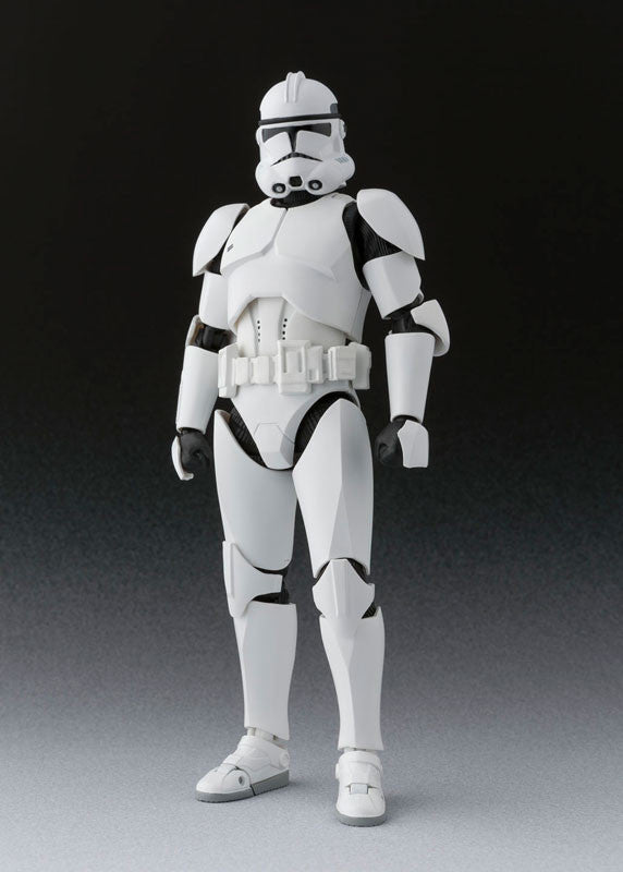 S.H.Figuarts - Star Wars - Clone Trooper Phase 2 - Marvelous Toys - 1